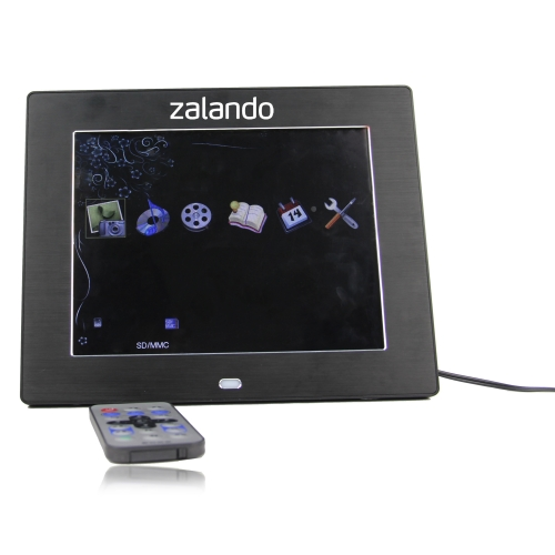 8 Inch Digital Photo Frame With Remote Control Image 19