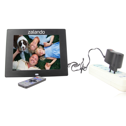 8 Inch Digital Photo Frame With Remote Control Image 4