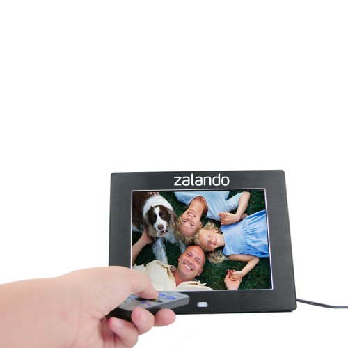 8 Inch Digital Photo Frame With Remote Control Image 7