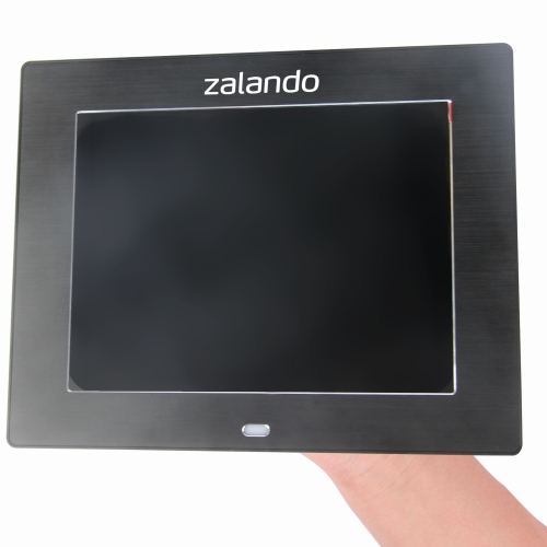 8 Inch Digital Photo Frame With Remote Control