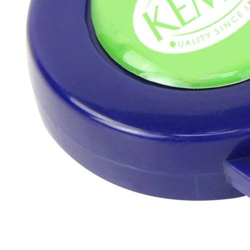 Round Retractable Badge Reel Lanyard
