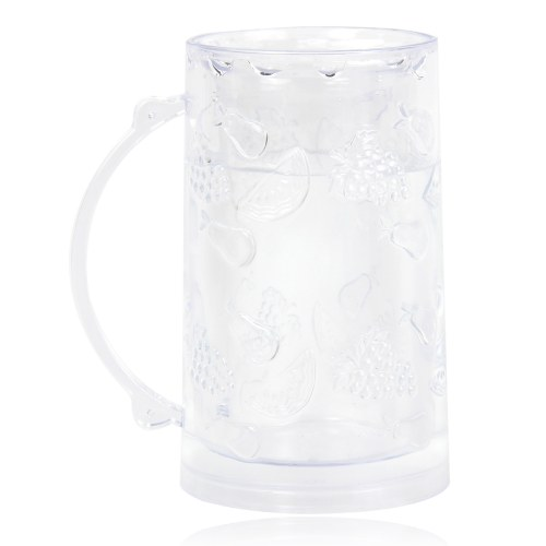 400ML Fruit Surface Frosty Mug