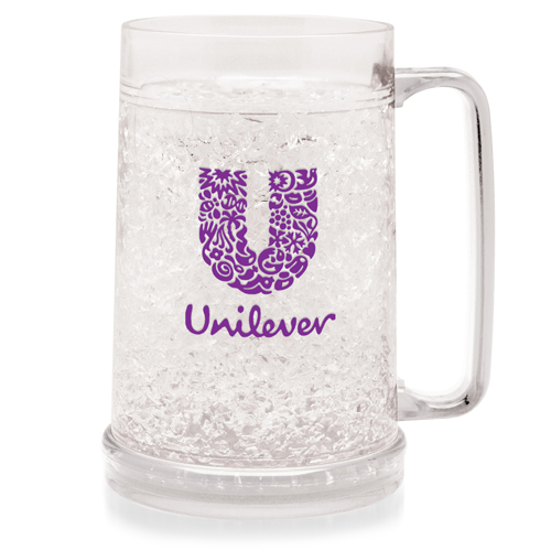 480ML Durable Tankard Frosty Mug