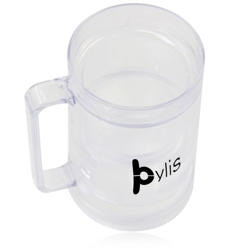 480ML Durable Tankard Frosty Mug Image 1