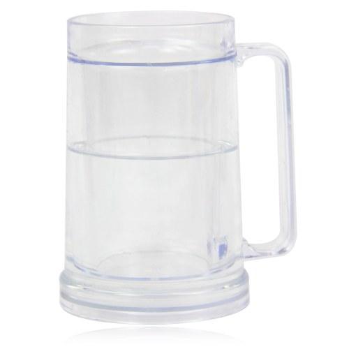 480ML Durable Tankard Frosty Mug Image 2
