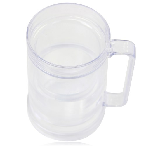 480ML Durable Tankard Frosty Mug Image 5