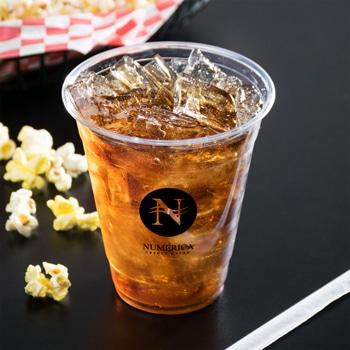 كوب للشرب شفاف مثل الكريسستال ذو سعة 10 أونصة