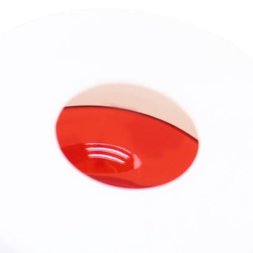 Desk Lamp Shaped Tissue Holder