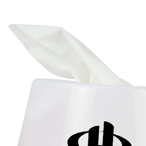 Desk Lamp Shaped Tissue Holder Image 6