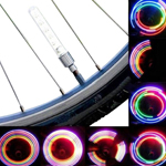 Multi Color Led Tire Valve