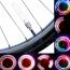 Multi Color Led Tire Valve