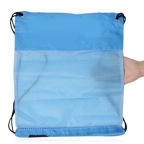 Polyester Mesh Drawstring Bag