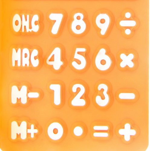 Silicon Magnetic Back Calculator Image 6