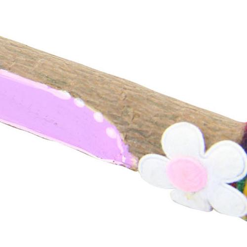 Natural Wooden Twig Pencil