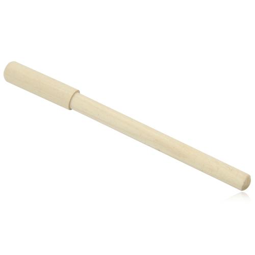 Wooden Ballpoint Pen With Cap