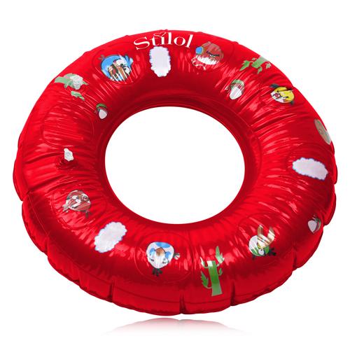 Angry Bird Circle Crystal Swim Ring