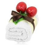 Small Swanky Square Cupcake Towel