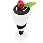 Ice Cream Parfait Towels With Cup