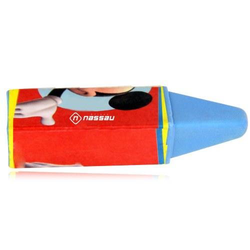 Triangular Jumbo Wax Non-Toxic Crayon