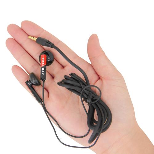 Two Tone Earbud Headphone