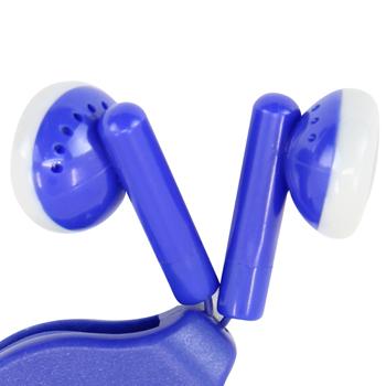 Auto Retractable Headphone
