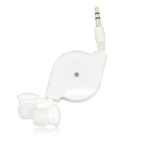 Auto Retractable Earbuds