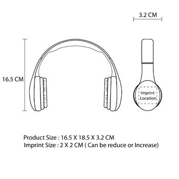 Hi-Definition On-Ear Headphone