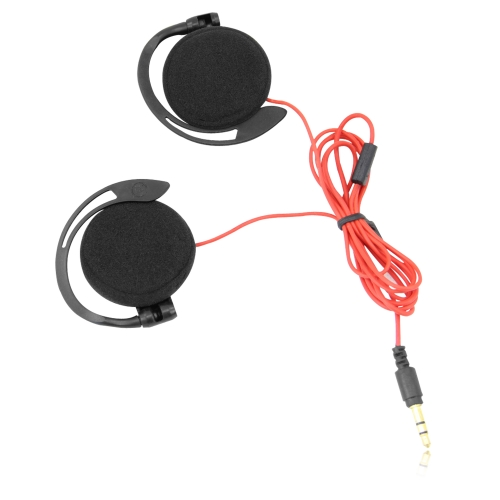Ear Hook On-Ear Headphone