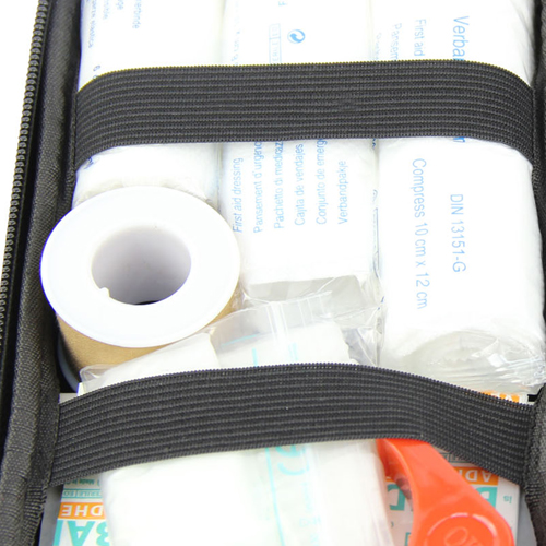 First Aid Kit With Eva Case