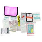 Transparent First Aid Kit