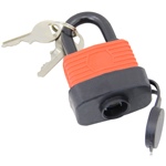 Waterproof Caterpillar Padlocks