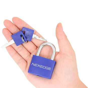 Plastic Body Shell Lockout Padlock