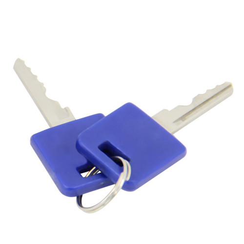 Plastic Body Shell Lockout Padlock  Image 7