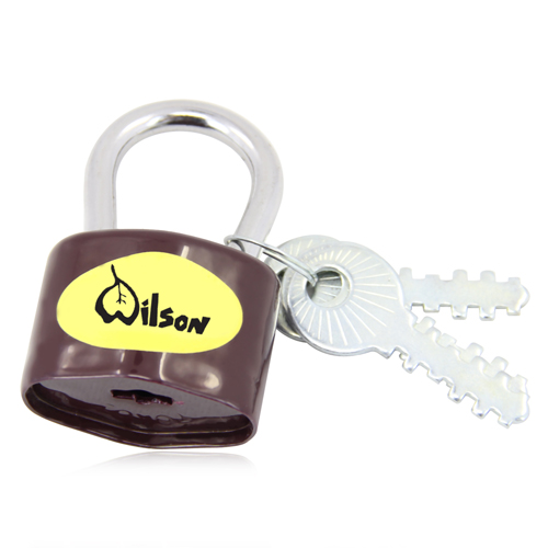 Genteel Removable Shackle Padlock