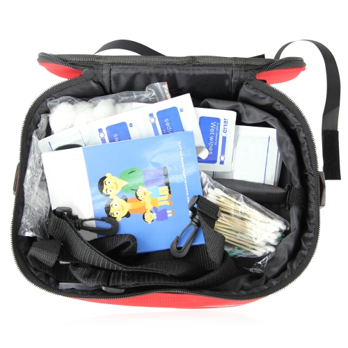 Emergency Survival First Aid Kit