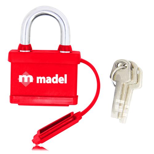 Colorful Waterproof Lock