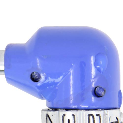 Cylinder Shaped Combination Padlock
