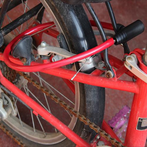 Anti-Theft Security Bike Wire Locks