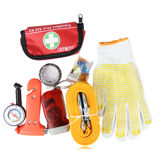 Travel Emergency Car Kit Image 5