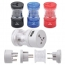 Translucent Universal Travel Power Adapter