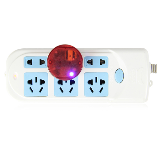 Translucent Universal TravelPower Adapter