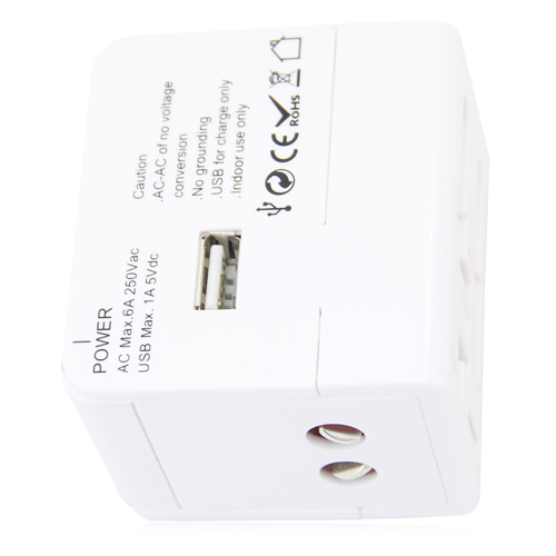 Universal Travel Power Adapter Image 13