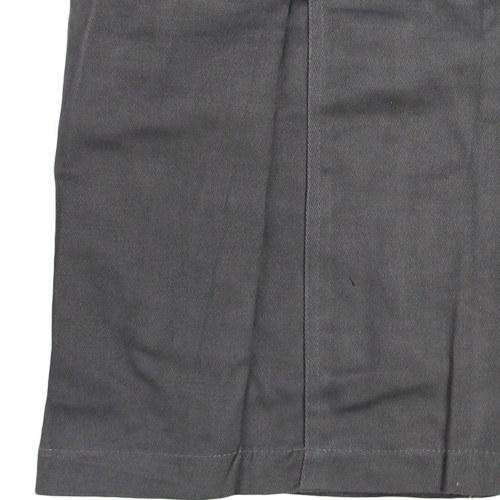 Military Style Sleeveless Vest Jacket