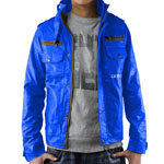 Casual Men Leather Jacket