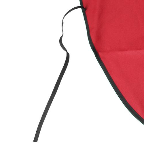 Spun Polyester Double Pocket Apron