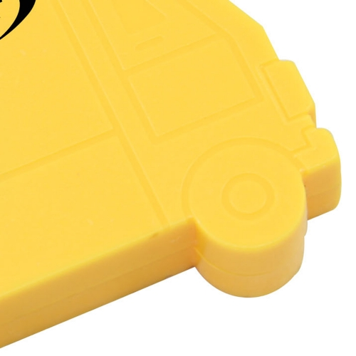 Truck Shape Measuring Tape Keychain Image 8