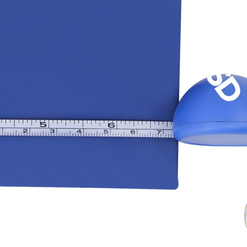 Bulb Shaped Measuring Tape Keyring Image 6