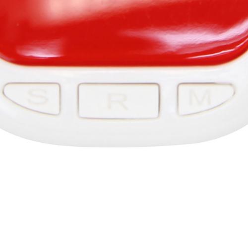 Acrylic Calories Burned Digital Pedometer