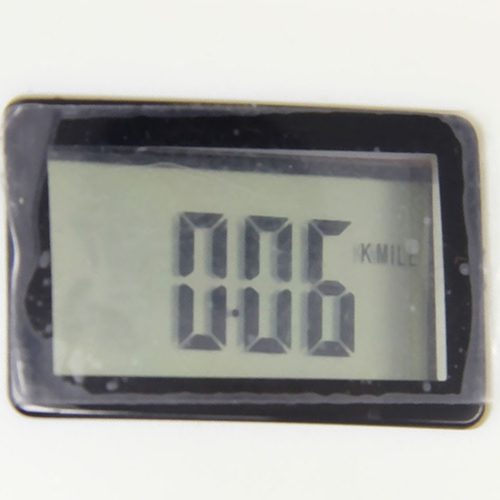 Multifunctional Digital Flashlight Pedometer