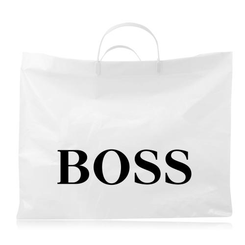 Rigid Plastic Handle Shopping Bag